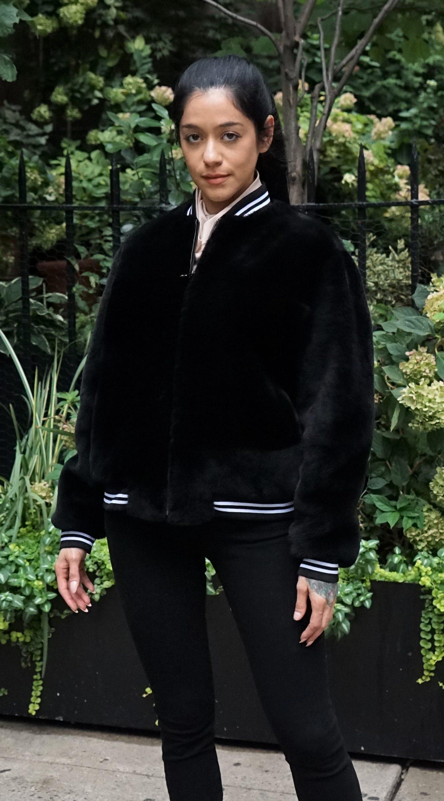 Designer Shearling Jacket for Women