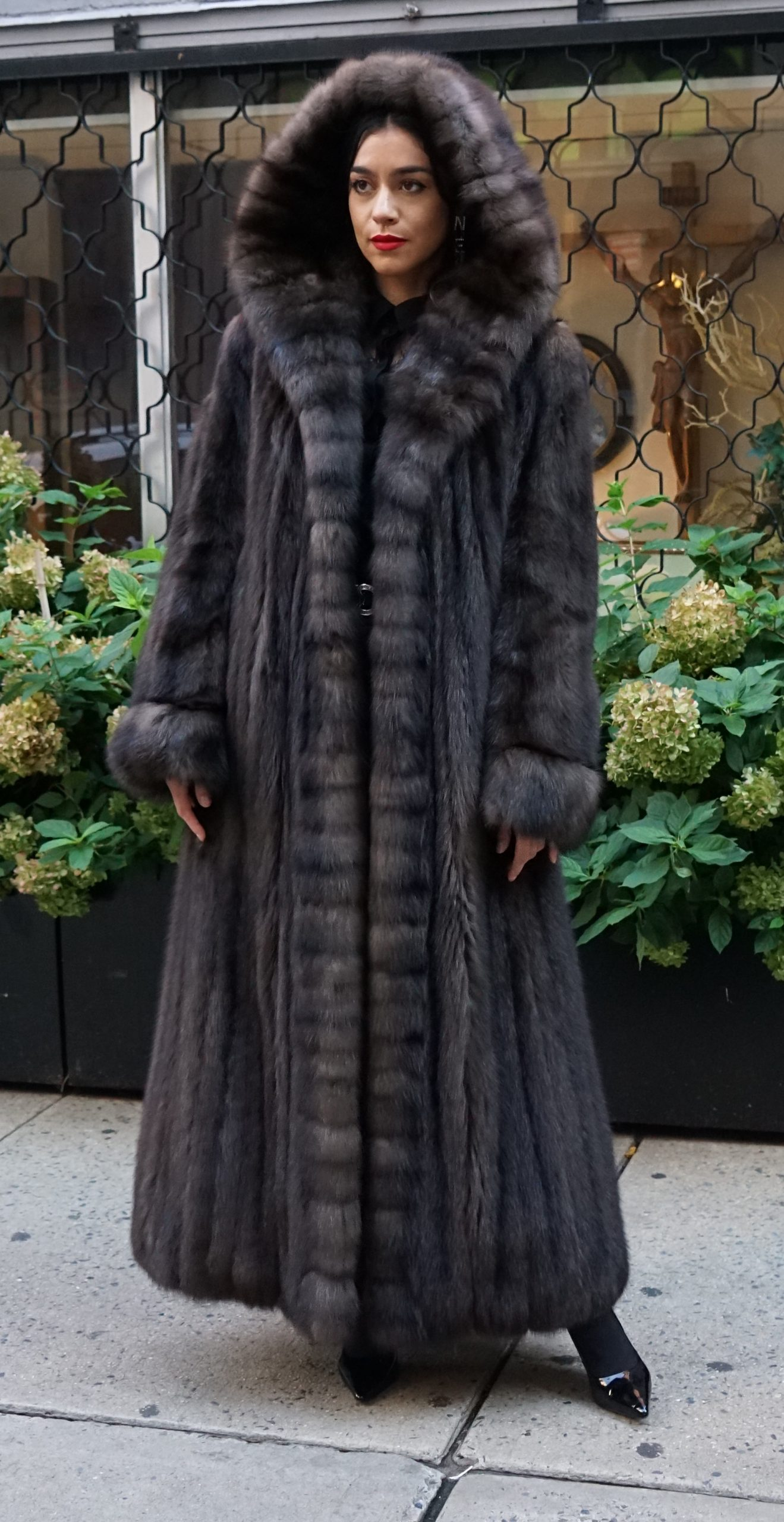 Most Expensive Fur Coat