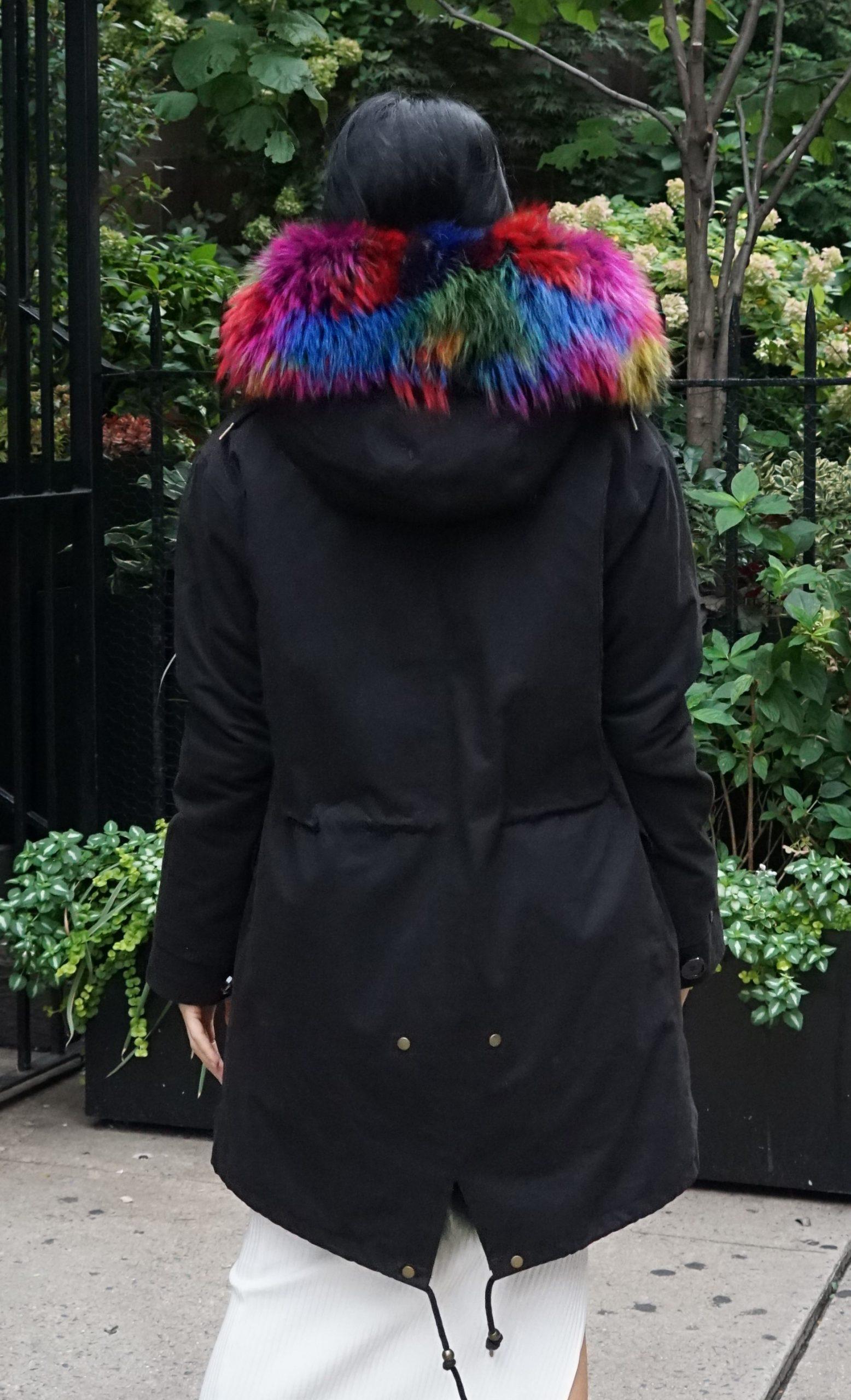 Warmest Fur coat