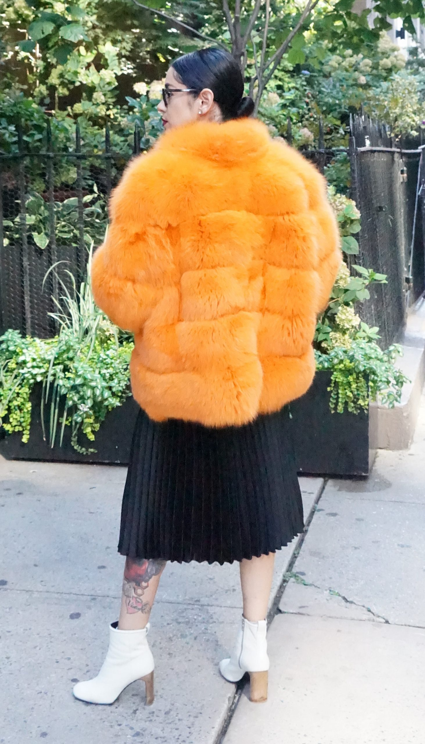 furs for women fox
