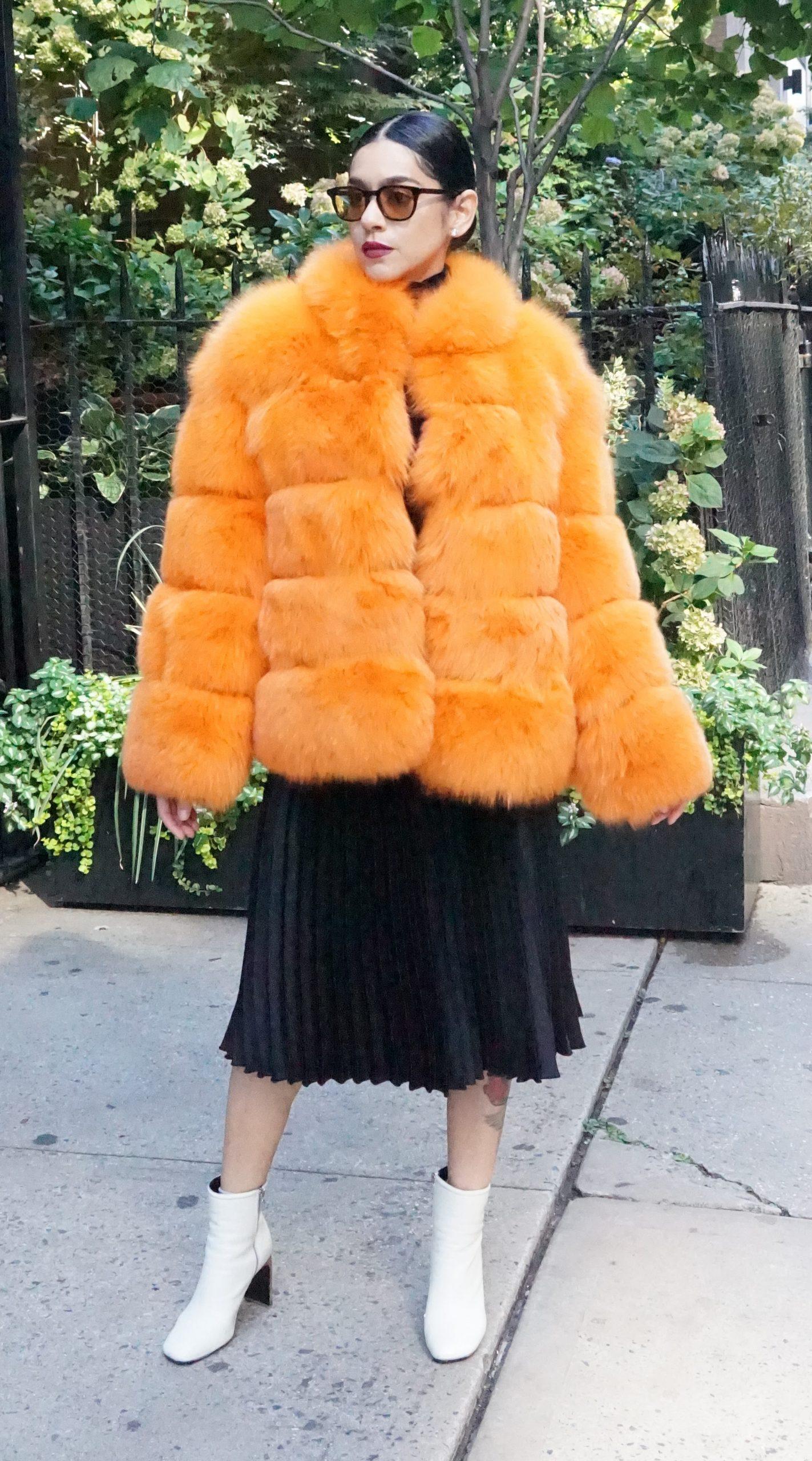 furs for women