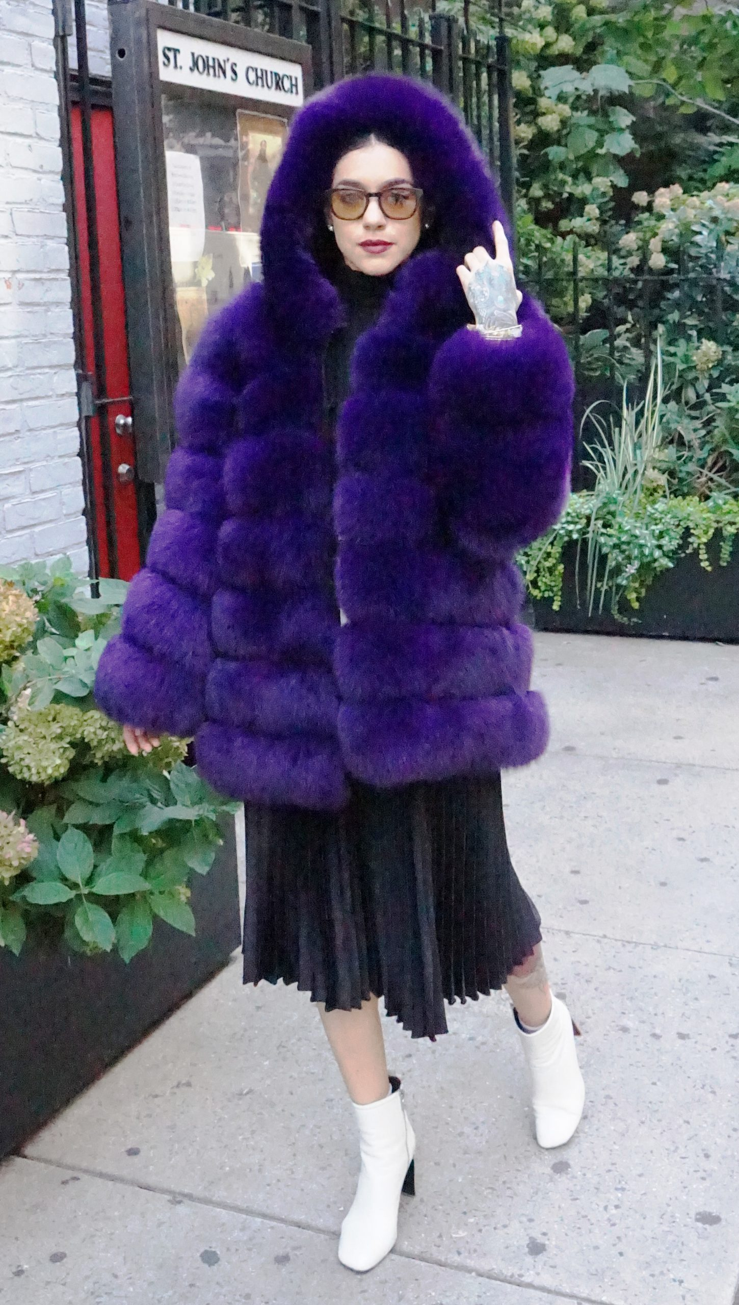 furs for women