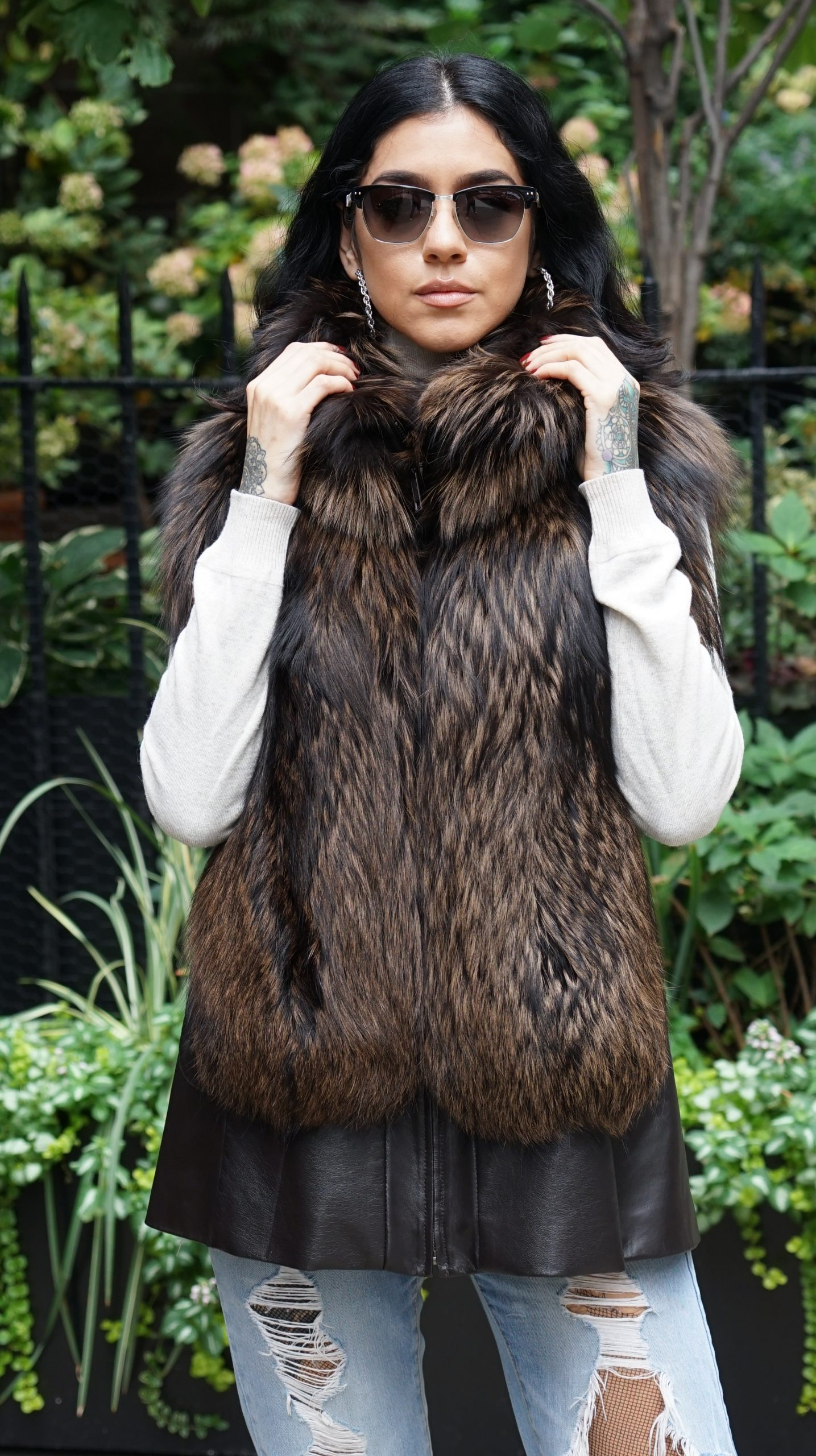 fur jackets nyc