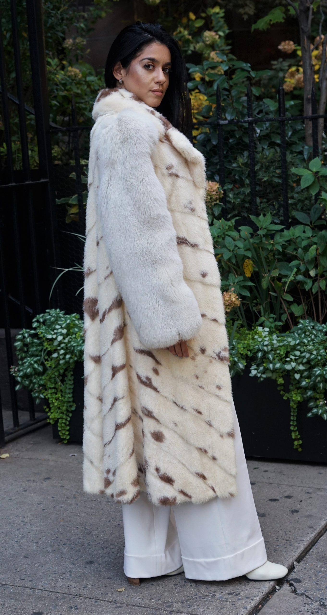 Brown furs