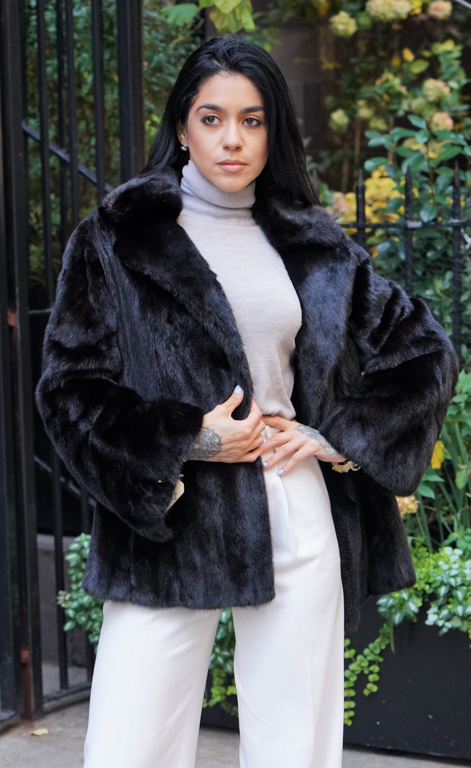 mink jackets sale