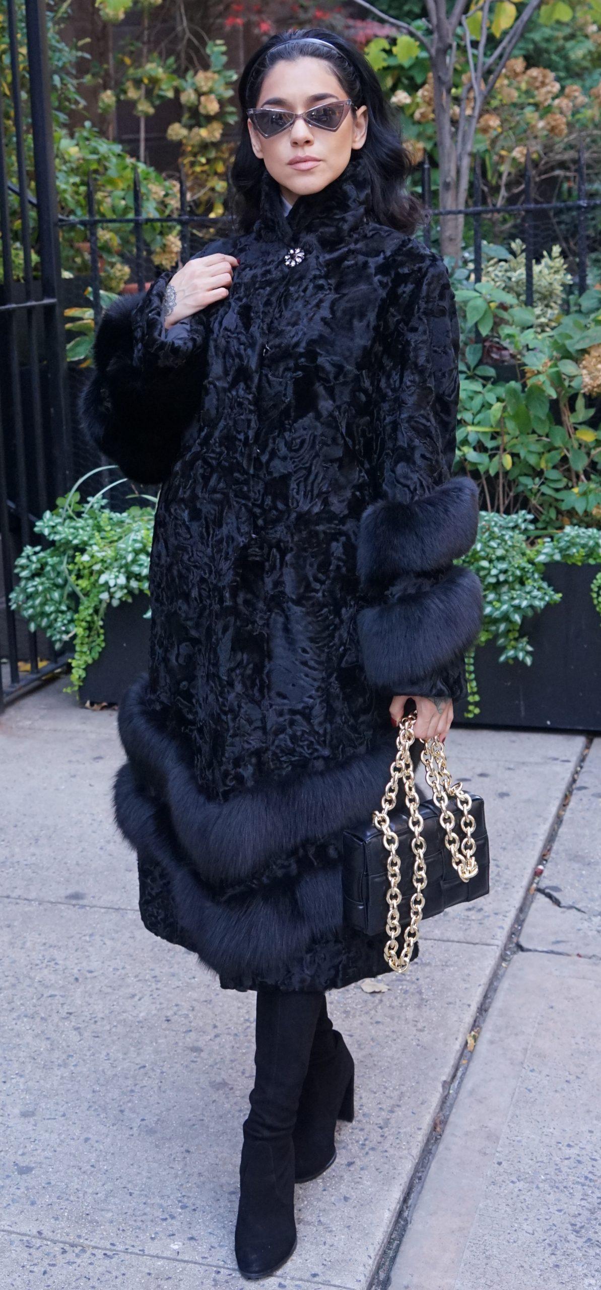 designer furs nyc
