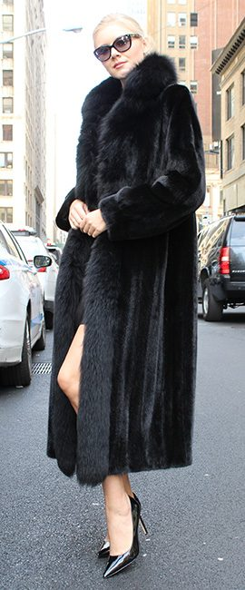 How To Identify Real Vintage Fur, How Do You Tell What Kind Of Fur Coat Have
