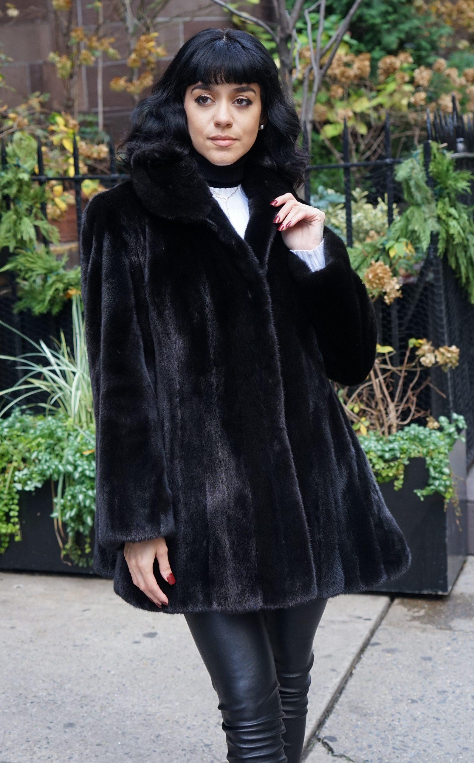 fur jacket for women