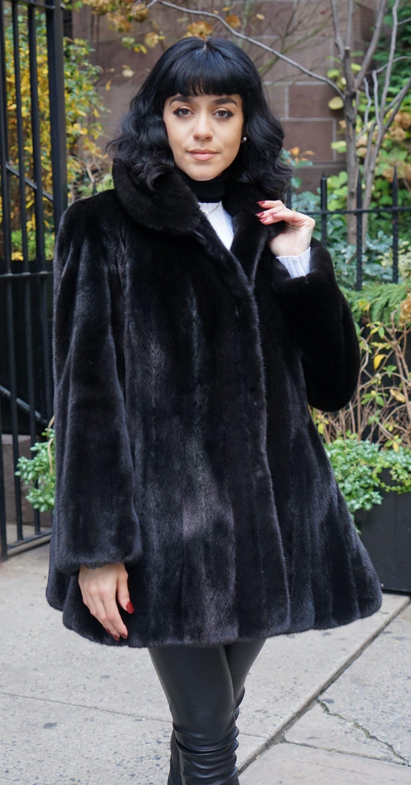 Designer Fur Coat