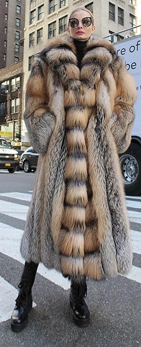The Winter Fur Coats That Will Transform Your Style