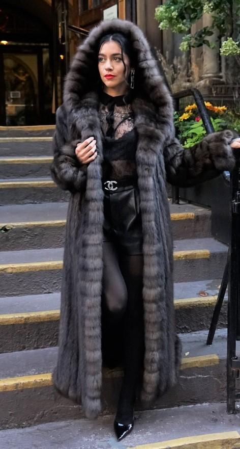 Barguzin Sable Coat