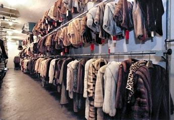 Premium Fur Storage Vaults