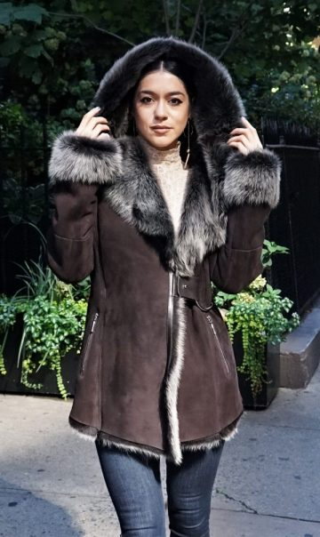 Winter Fur Coats and Jackets for Modern Women