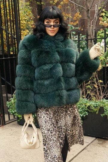 5 Real Fur Coats You Can Wear Anywhere