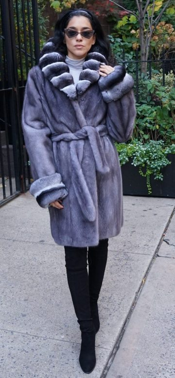 The Benefits of Wearing the Best Fur Coats
