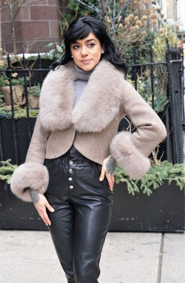 How to identify types of fur coats?