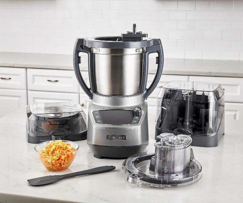 : An all-in-one food processor